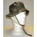 "Chapeau ""Jungle Hat"" PATROL Equipement Camouflage Centre-Europe Occasion"