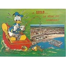 ROYAN : Carte humoristique Walt Disney