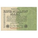 Allemagne : 1 Million Mark - Reichbanknote - 1923