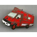 Pin's Camion Sapeurs Pompiers (4)